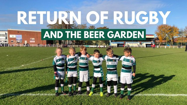 Book your table in the beer garden - watch this space for future dates