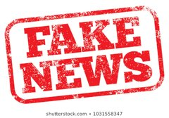 OFFICIAL STATEMENT: FAKE NEWS