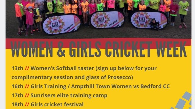 Latest club news 23rd July - including updated ECB COVID guidelines