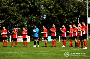 A minutes  applause for Bob & Bill