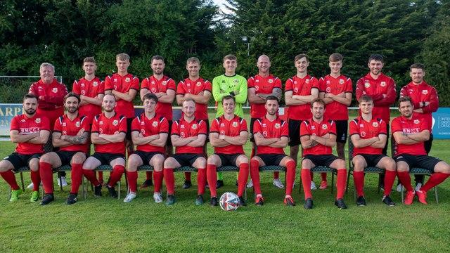Knaresborough Town 1st Team