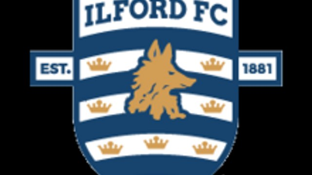 The launch of the Ilford FC exhibition