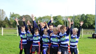 U8s Match Report - Durham City Festival