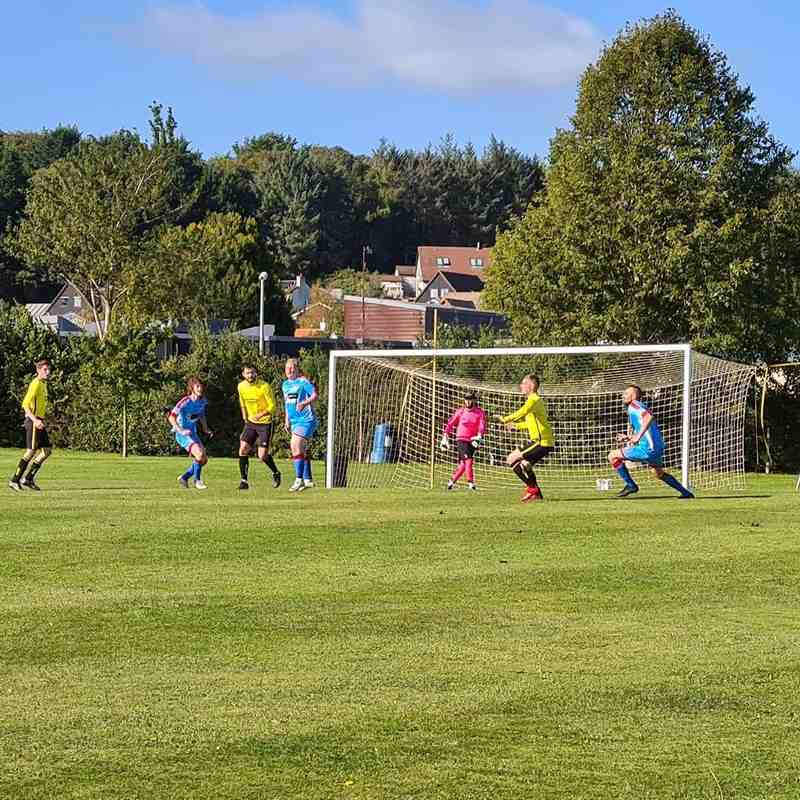 Fife Thistle AFC Vs Newburgh AFC