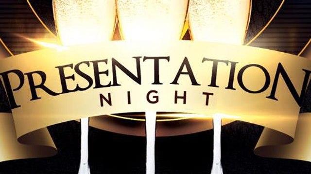 Culcheth Eagles Presentation Nights