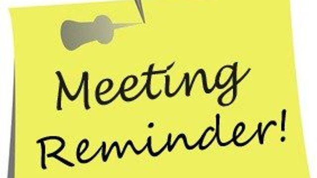 New Venue For Committee Meetings.
