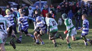 BATLEY BOYS  U12S V CELTIC 28/01/2012