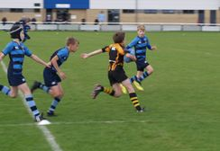 U13 Melksham 20 - 0 Marlborough