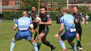 WSP V Hunslet Warriors 1st June