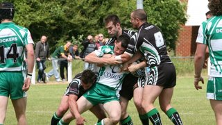 WSP v Hull Dockers 22nd June