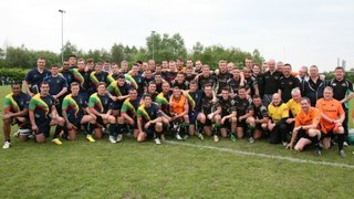WSP v Royal Marines - Saturday 3rd May 2014