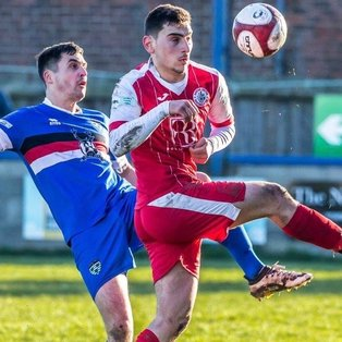 Whitby held to draw against Grantham
