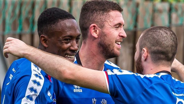 Whitby Town captain Daniel Rowe relishing new season after agreeing to stay with Blues