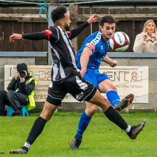 Whitby Town 1-3 Stafford Rangers