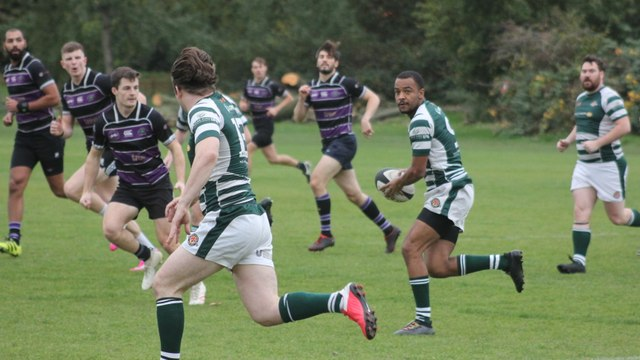 Winning start to Ready4Rugby league for 1871 1sts
