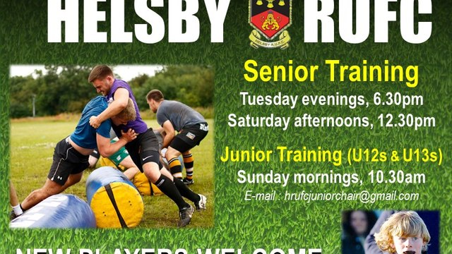 Get Ready 4 Rugby!