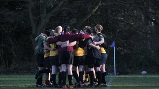 Rovers vs Mistley-Jan 2014