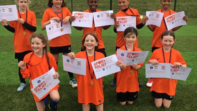Congratulations to our newest under 10's Girls team!