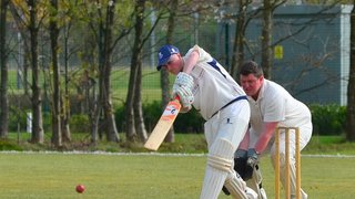 1sts & 2nds @ Stirling 19/04/14