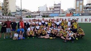 Greece Tour 2015
