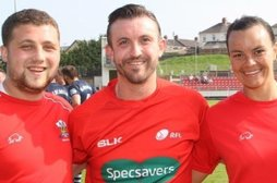 Welsh Referee Looks to Step Up