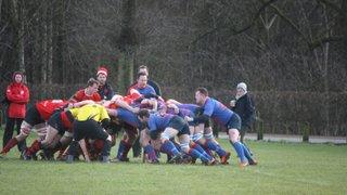 1sts V London Welsh 2nds v H&F