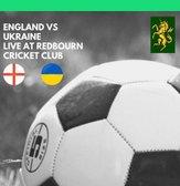 England vs Ukraine - it's Coming Home!