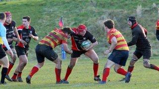 Lasswade 1st XV v West of Scotland 1st XV