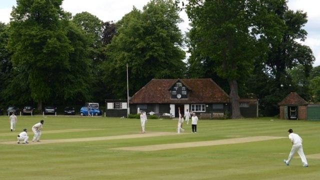Return of recreational cricket