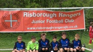 Thame Runners Up at Risborough