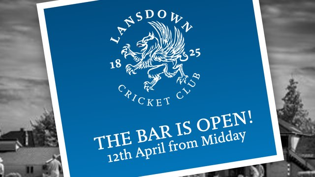 The best pub garden in Bath opens tomorrow!