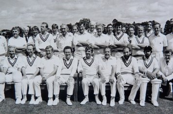1988 Scc vs Old England