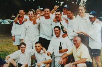 1998 1st XI Premier League Winners