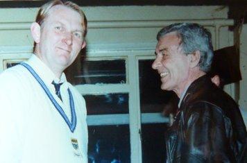 1998 ish Peter Browne & John salter sir
