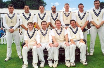 1998 1st xi league winners
