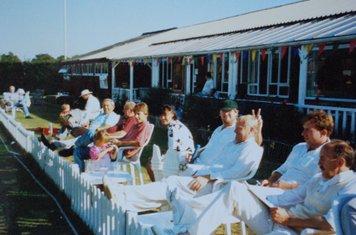 1994 spectating in cricket week