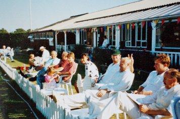 1994 cricket week