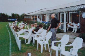 1992 cricket week