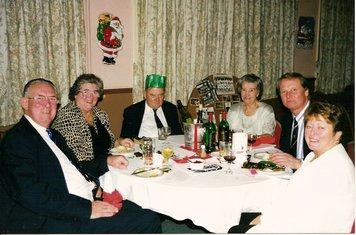 1999 lords reunion arthur & maureen hughes, geoff & win kaye, dave & tricia kaye