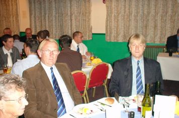 2003 Players Supper - Peter Browne & Paul Watts