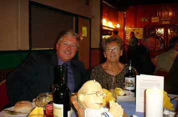 2003 Players Supper Neil & Mavis Mcandrew