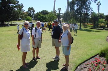 2006 Scc's England supporters in perth