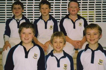 2007 Colts - Guildford 6s winners