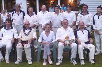 2007 Squires at Crawley Down