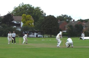 2008 v Wimbledon - final over 5th ball a dotball - wimbledon need 2 runs