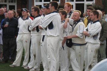 2008 Ev Std Final at Ealing- runners up