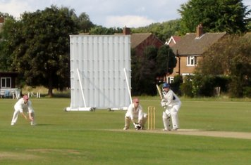 2008 Stuart Poynter batting