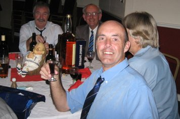 2008 Squires O'Sullivan, Kincaid , Watts & Utting at the Players Supper