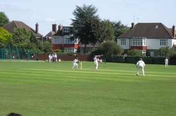 2008 Ev Std Final at Ealing