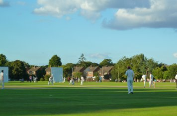 2014 v Brentwood b - sucessfully chasing the target of 186